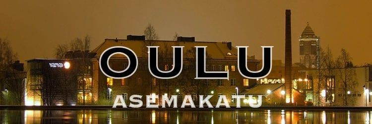 Oulu Asemakatu
