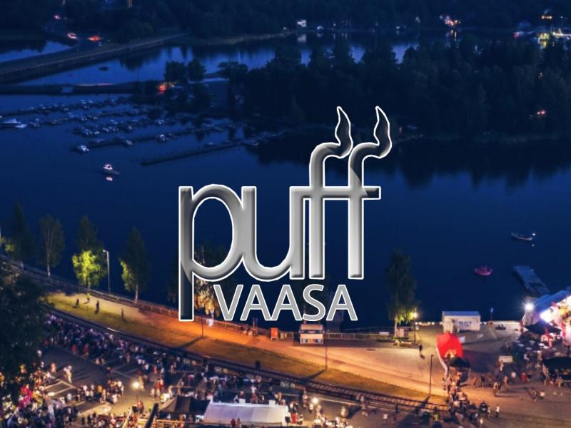 Puff avaa myymälän Vaasaan tammikuussa 2021